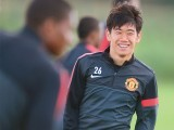 With Kagawa and Van Persie returning to full fitness, Ferguson will be fielding a strong attacking team in their Champions League opener tonight. PHOTO: AFP