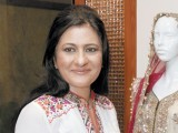 Saba Hamid. The House of Ensemble launches its first outlet in Dubai. PHOTO COURTESY SOHAIL NAZISH