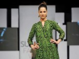 Nida Azwer's eyelet creation from PFDC Sunsilk FPW 2011