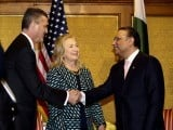 zardari-richard-olson-hillary-clinton-photo-afp