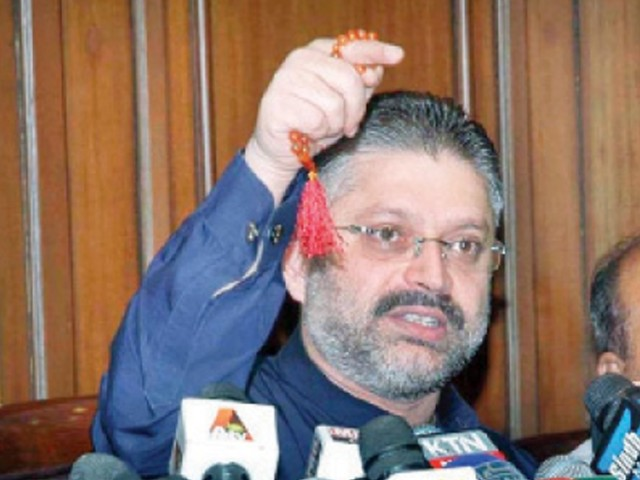 Memon says people of Sindh have already rejected Nawaz Sharif and his party could not win a single seat from the province.PHOTO: APP