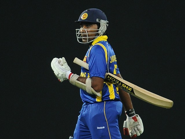 """In any game winning is a good habit,"" said Jayawardene. PHOTO: AFP/FILE"
