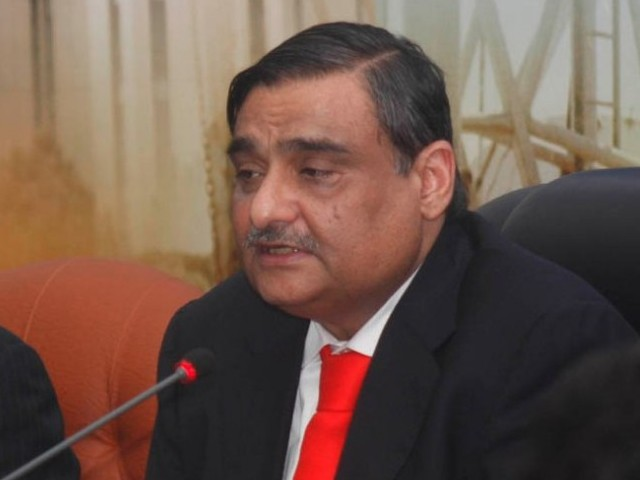 """The government is also looking for exploration activities in Afghanistan, Morocco and the US,"" says Dr Asim hussain. PHOTO: PID/FILE"