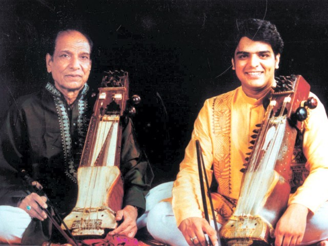 The foundation takes initiatives to promote classical music in Pakistan. PHOTO: FILE