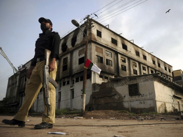 Police submit interim challan to court, complaining of lack of cooperation from other depts. PHOTO: AFP/FILE