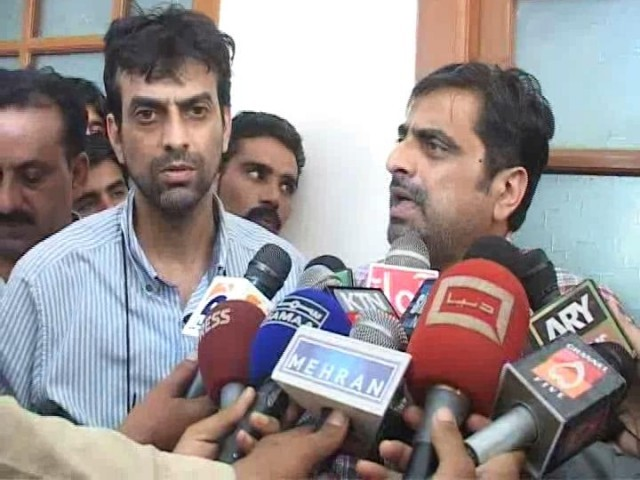 A court in Karachi rejected bail pleas of Arshad Bhaila and Shahid Bhaila. PHOTO: EXPRESS/FILE
