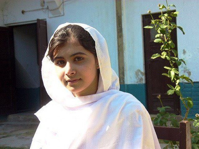 Malala was the voice which made us consider that indeed there can be resistance to all forms of tyranny. PHOTO: PUBLICITY