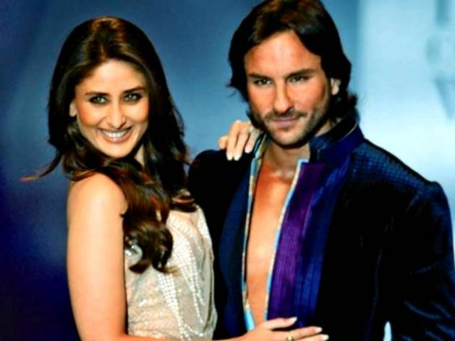 The couple will have a registered marriage at Saif's house in Mumbai. PHOTO: REUTERS/FILE