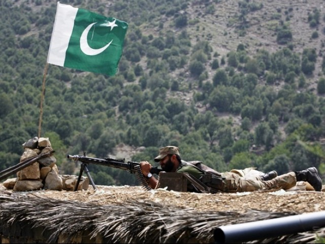 Opposition proves to be a stumbling block for North Waziristan operation resolution.  PHOTO: REUTERS/FILE
