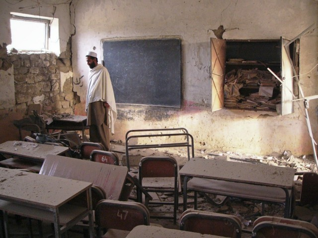 The Pakistani government must take immediate steps to protect students, teachers, schools. PHOTO: REUTERS/FILE