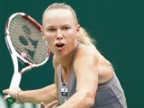 World number eleven Wozniacki is set on breaking into the WTA's top 10 by the end of the season. PHOTO: REUTERS