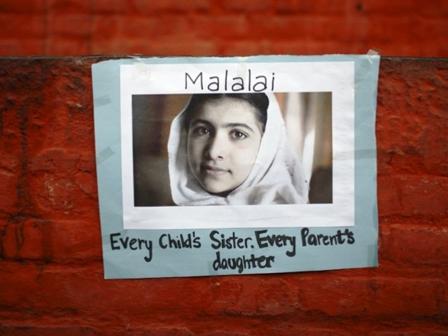 Malala will return to Pakistan after medical treatment abroad says her father. PHOTO: REUTERS