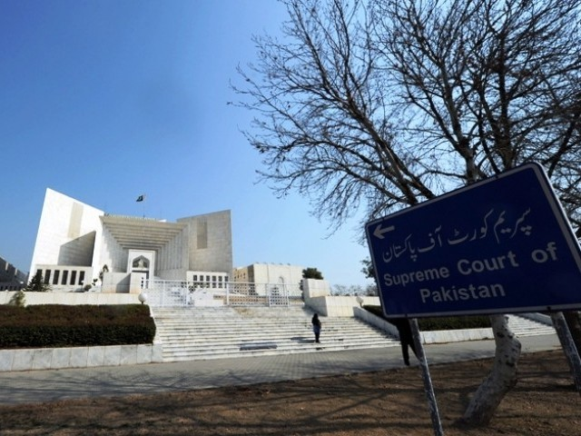 Chief Justice Iftikhar Muhammad Chaudhry remarked that Pakistanis living abroad should be provided with the option of postal balloting. PHOTO: AFP/FILE