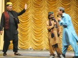 The Arts Council hopes to revive the trend of entertainment in Peshawar. PHOTO: MUHAMMAD IQBAL / EXPRESS TRIBUNE