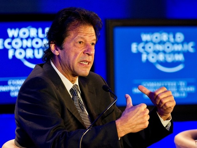 Khan says will bring Mumbai attacks perpetrators to justice if made prime minister of Pakistan. PHOTO: AFP