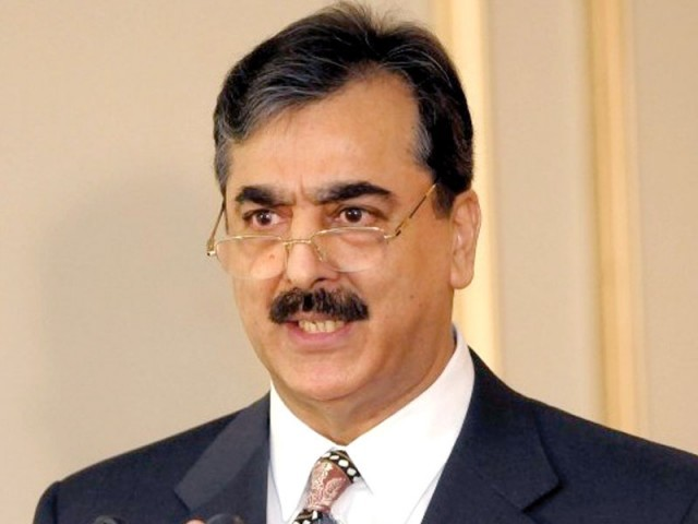 """Every institution should remain within its jurisdiction defined in the Constitution,"" says Gilani."