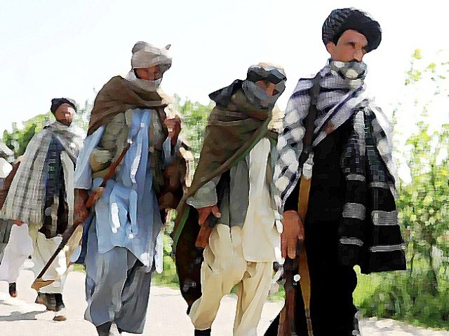Eight Taliban prisoners released in response to Afghan govt request. PHOTO: AFP/FILE
