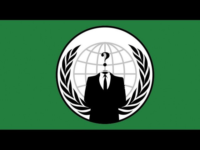 Anonymous threatens to take action against Israeli government for shutting down internet in the Gaza strip. PHOTO: FILE