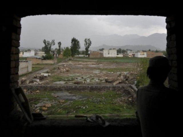 The report says the ISI had given to the CIA four phone numbers of the al Qaeda chief and two letters containing information of Bin Laden's stay in Abbottabad.   PHOTO: AFP/FILE