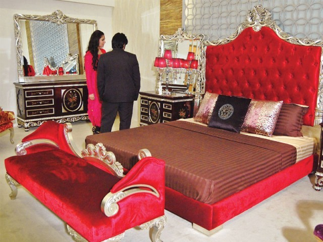Wing Chair Furniture Lahore royal, luxurious wing chair comes to the capital - the express tribune