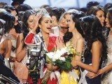 Olivia Culpo, 20, a brunette from Rhode Island, was chosen by a 10-judge panel from 89 contestants.