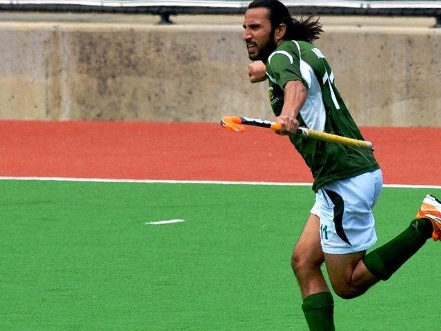 """We have achieved our targets for the year. Our main task next year is to prepare for the 2014 World Cup and the 2016 Olympics,"" PHF secretary Asif Bajwa. PHOTO: AFP/FILE"