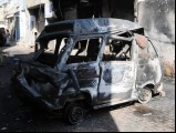 bazarta-lines-violence-torched-vehicle-car-hi-roof-photo-rashid-ajmeri