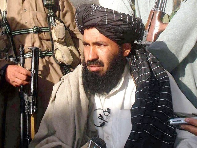 Taliban commander's deputy Ratta Khan also killed in South Waziristan. PHOTO: AFP/FILE