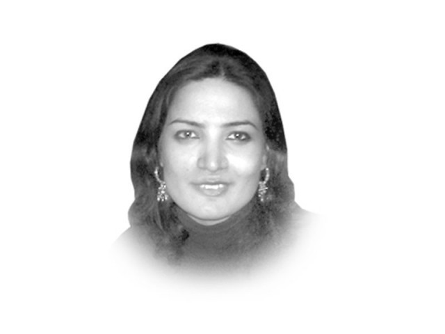 The writer is an Islamabad-based freelance communications consultant. She tweets @tazeen and blogs at http://tazeen-tazeen.blogspot.com