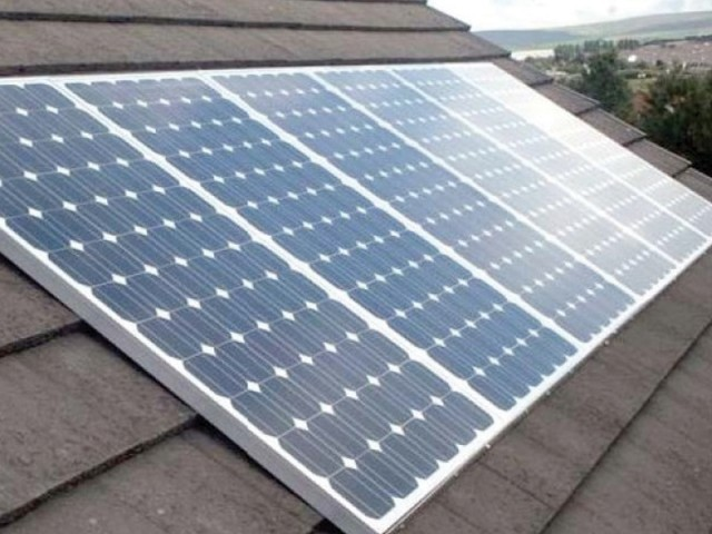 Several global experts believe that 2013 will be the year that solar energy becomes economically viable even without any government subsidies. PHOTO: FILE