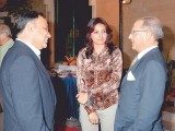 Faisal Rana, Gul e Nishat and Madgi Batato. Nestle hosts a dinner in Karachi.