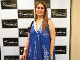 Tehmina Khaled. The multi brand store Couture celebrates its first anniversary in Karachi. PHOTO COURTESY IMRAN FAREED