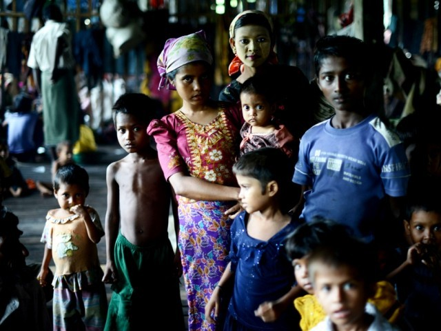Civil war has plagued parts of the country formerly known as Burma since it won independence from Britain in 1948. PHOTO: AFP/FILE