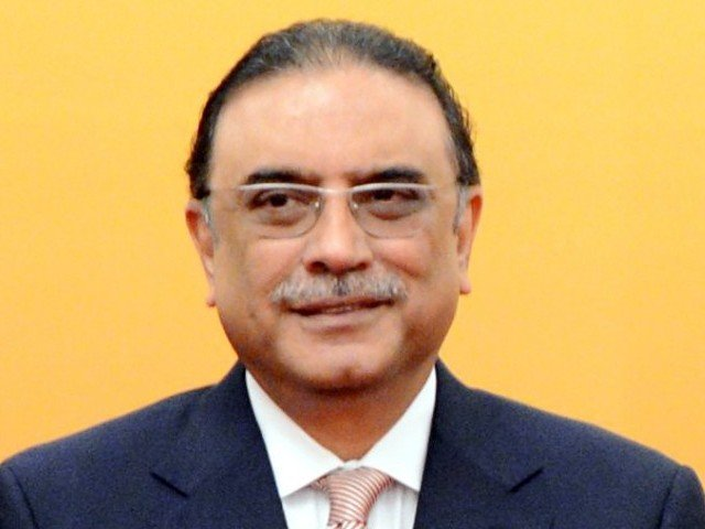 Zardari says govt can provide industrialists with oil and power plants and that they can try generating electricity themselves. PHOTO: AFP/FILE