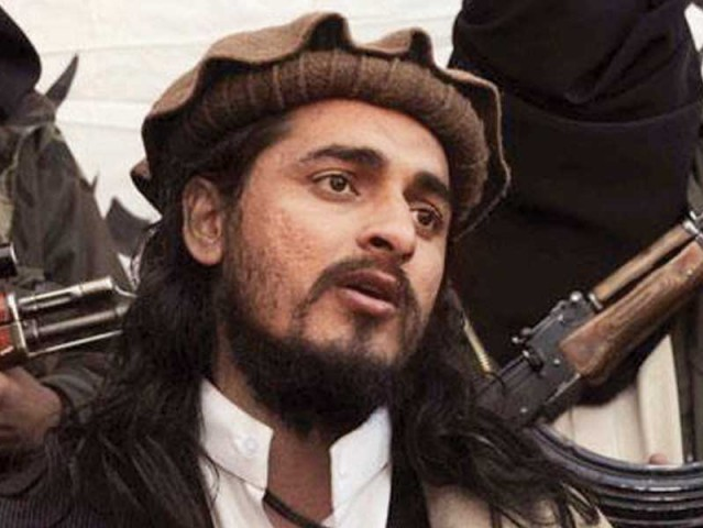 Hakimullah Mehsud in a pamphlet urged his followers to stop attacks on the army. PHOTO:FILE