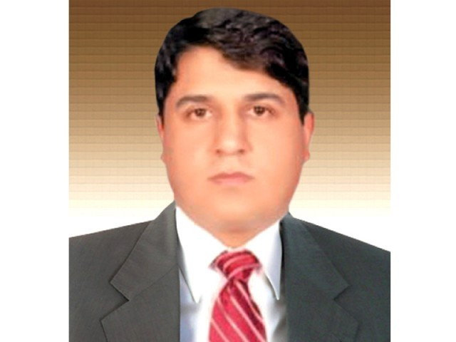 Faisal, who held the position of assistant director at the bureau, was found hanging from the ceiling fan in his room at the federal lodge number 2. PHOTO: FILE