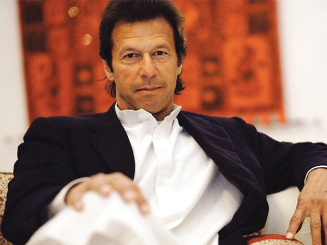 The final tally revealed that Imran had more than 11,000 votes, 88 per cent of the total. PHOTO: AFP/FILE