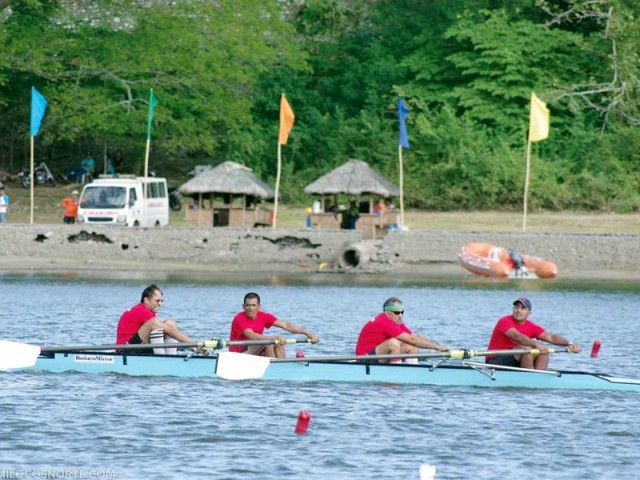 According to Ikram, it was a close contest between his team and India's with the local Manila clubs also putting up a good fight. PHOTO: PAKISTAN ROWING FEDERATION