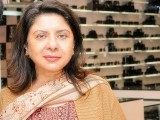 Farzana Qureshi. Enem store launches international brands like Cerruti, Mont Blanc, Cartier, ST Dupont, Moreschi, Dior, Marks & Spencer and Zara in Lahore. PHOTO COURTESY QYT EVENTS PR
