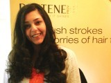 Kiran Haroon. Pantene Pakistan partners with Nina Lotia to launch its new range of products in Karachi. PHOTO COURTESY XENITH PR