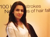 Wajiha Shahid. Pantene Pakistan partners with Nina Lotia to launch its new range of products in Karachi. PHOTO COURTESY XENITH PR