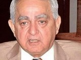 NAB chairman Admiral (retd) Fasih Bokhari. PHOTO: FILE