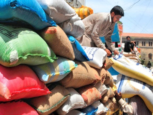 Pakistan has a surplus stock of 1.5 million tons of wheat and even after export of one million tons, 500,000 tons will be left in reserves. PHOTO: FILE