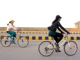 Weldon Moms and members of Critical Mass arranged the successful event. PHOTO: AYESHA MIR/EXPRESS
