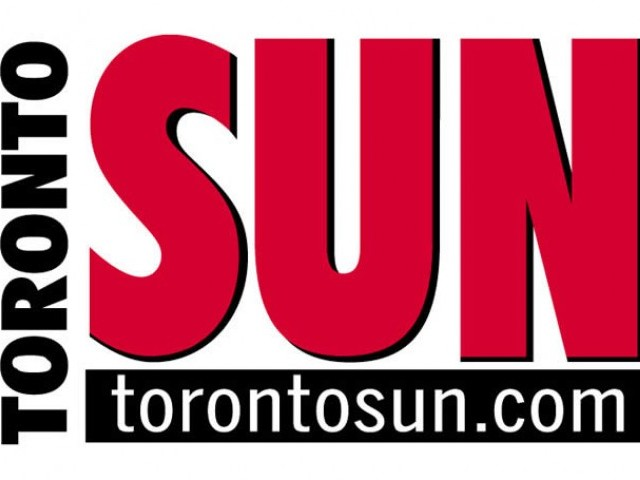 Canadian English daily Toronto Sun. PHOTO: torontosun.com