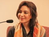 Tehmina Durrani. PHOTO: AYESHA MIR & ATHAR KHAN/EXPRESS