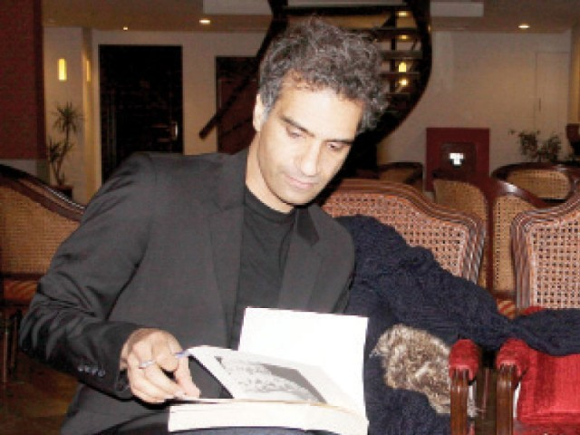 Aslam has won the Betty Trask  Award (1994) and the Author's Club First Novel Award (1993)  for Season of the Rainbirds and The Encore Award (2005) and  The Kiriyama Pacific Rim Book Prize (2005) for Maps for Lost Lovers. PHOTO: SHAFIQ MALIK/EXPRESS