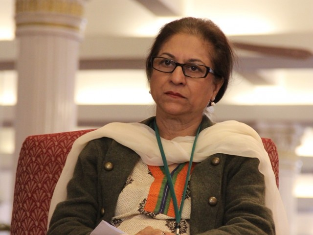 Human rights lawyer Asma Jahangir. PHOTO: EXPRESS