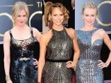 Sequined shimmer and shine on Nicole Kidman, Stacy Keibler and Naomi Watts