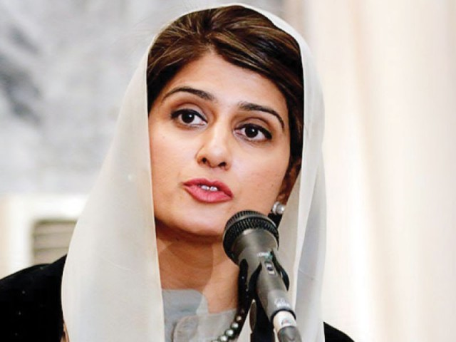 Khar told the Qatari premier that Pakistan fully supported the Afghan-led and Afghan-owned peace and reconciliation process.